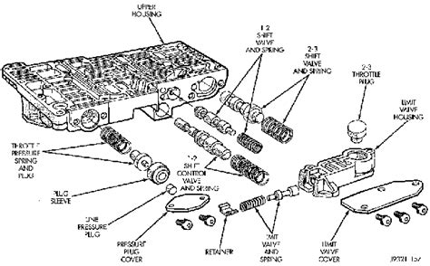 Dodge 46re Transmission Wiring Diagram by Diagram Of 42rh Wiring Diagram