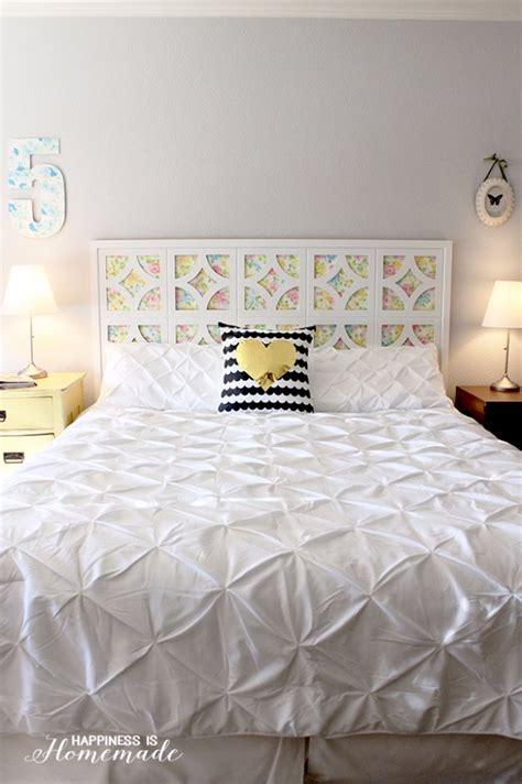 fabulous diy headboard ideas   bedroom