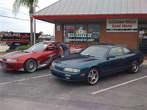 1995 Nissan 240sx Se For Sale  6000 O B O