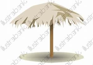 Parasol En Paille : parasol des les illustration autre libre de droit sur ~ Teatrodelosmanantiales.com Idées de Décoration