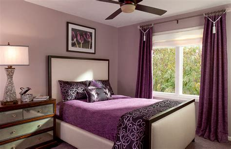 Master Bedroom Decorating Ideas Purple by 20 Master Bedrooms With Purple Accents Home Design Lover
