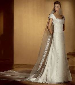 Simple modest wedding dress an elegant yet sophisticated for Simple modest wedding dresses