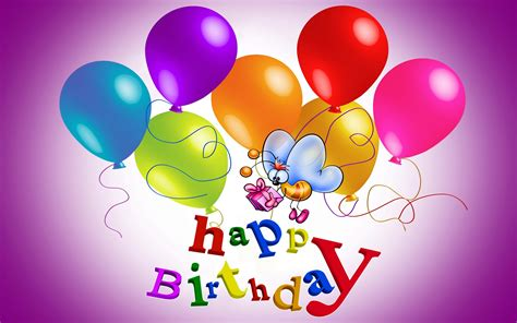 Happy Birthday Wallpaper by Beautiful Birthday Pictures Wallpapers Gallery