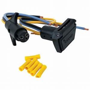 Attwood Trolling Motor Connectors Kit Heavy Duty 12v  24v