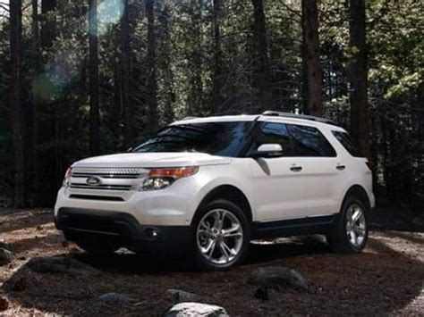 ford explorer pricing ratings reviews kelley