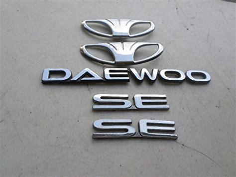 All Daewoo Leganza Parts Price Compare