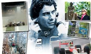 ayrton senna died  imola  years    confidante