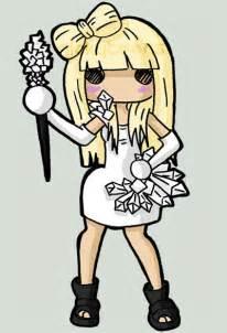 Cute Drawings Lady Gaga