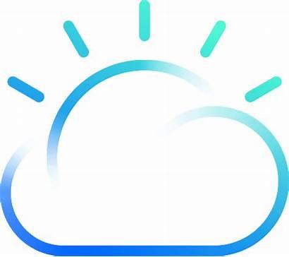 Cloud Ibm Private Services Platform Watson Clipart
