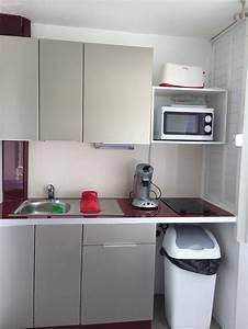 Cuisine Pour Studio : meuble cuisine sur mesure pas cher 13 cuisine ~ Premium-room.com Idées de Décoration