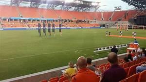 Bbva Dynamo Stadium Seating Chart Bbva Compass Stadium Interactive Seating Chart