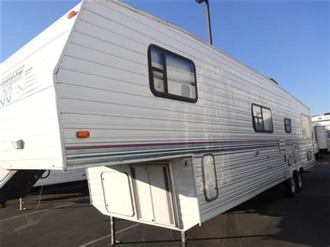 used 1999 kit manufacturing company patio hauler fifth