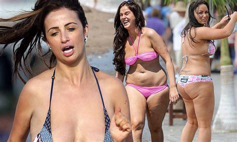the unflattering bikini shots celebrities wished you hadn