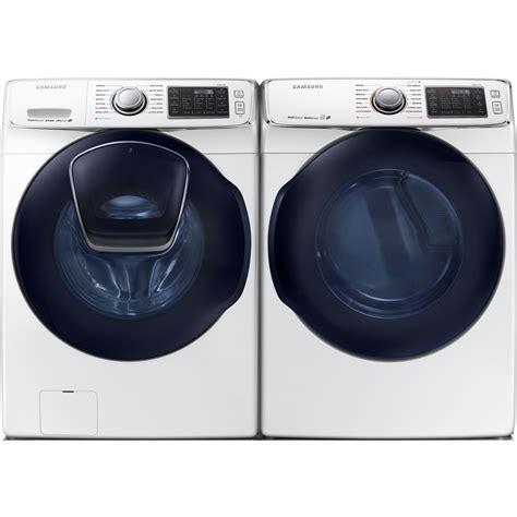 samsung wfkaw front load washer dvkgw gas dryer