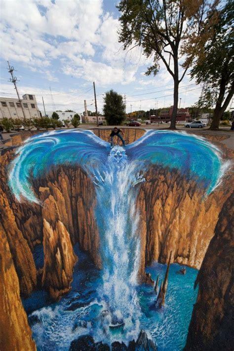 interesting  street art paintings