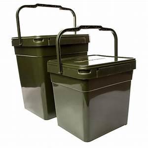 Eimer 30 Liter : ridgemonkey modular bucket system xl eimer 30 liter 25 50 ~ Orissabook.com Haus und Dekorationen