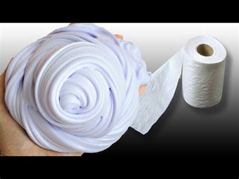 kleber für schleim ohne kleber papier schleim diy fluffy schleim fluffigen butter schleim
