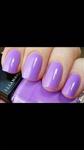 Light purple nails, Purple and Nails on Pinterest