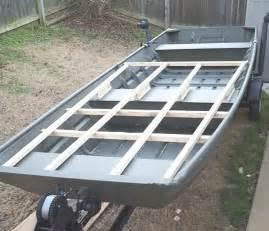 Jon Boat Deck Material by Jon Boat Flooring Alyssamyers
