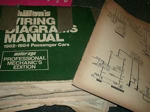 1982 Chrysler Cordoba Dodge Mirada Wiring Diagrams