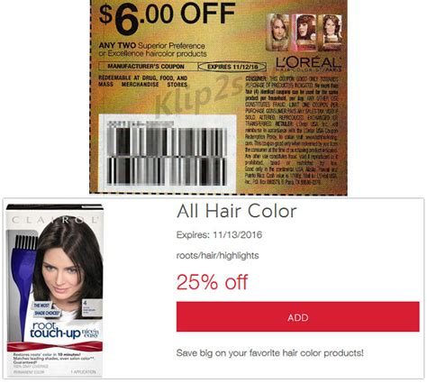 loreal hair color coupons l oreal superior preference hair color 1 24 en