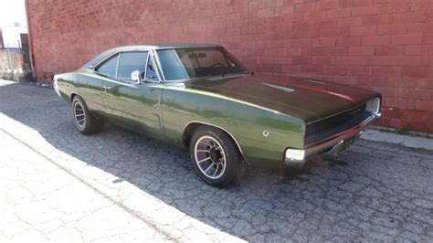 1968 charger rt vin number autos post