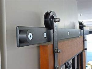 17 best images about barn door roller on pinterest With barn door rollers only