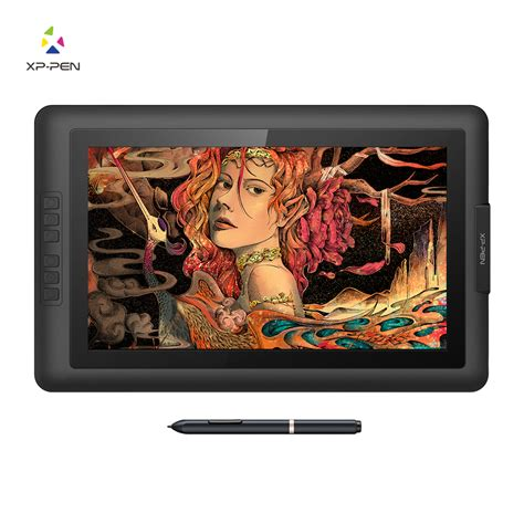 XP Pen Artist15.6 Drawing Pen Display Graphics Drawing