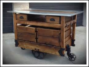 movable kitchen island world industrial furniture industrial inspired