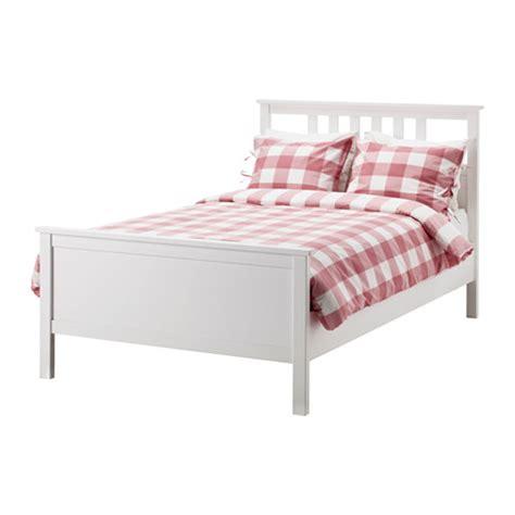 Ikea Hemnes Bed Frame by Hemnes Bed Frame 120x200 Cm L 246 Nset Ikea