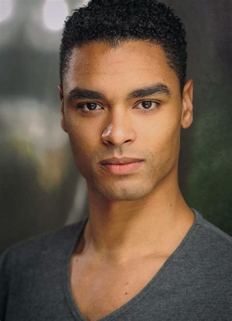 He is known for playing chicken george in the 2016 miniseries roots and from 2018 to 2019 was a regular cast member on the abc legal drama for the people. Rege Jean Page   Haircuts for men, Beautiful men