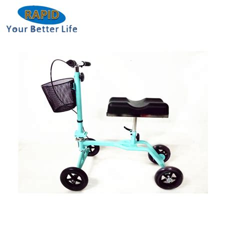 rollator walker wholesale aluminum quality footrest seat