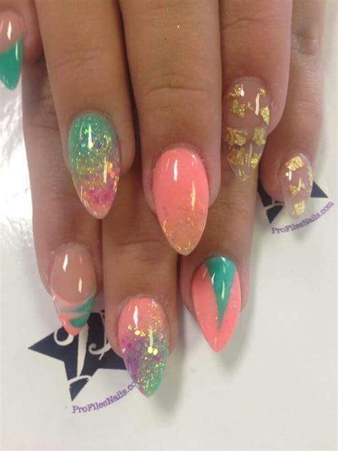 acrylic nail inspiration nails pinterest acrylics