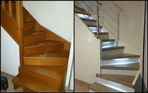 Rénover un escalier: peindre sans poncer