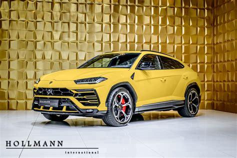 lamborghini urus luxury pulse cars germany  sale