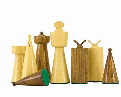 Chess Pieces Deco Boxwood Sheesham Inches Series