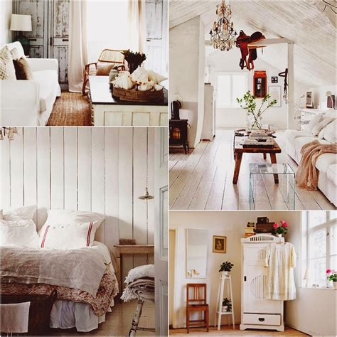 what is shabby chic interior design rustic style