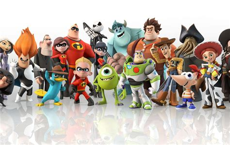 Disney Infinity Preview Gamerslounge