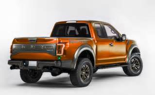 2017 Ford Raptor Colors