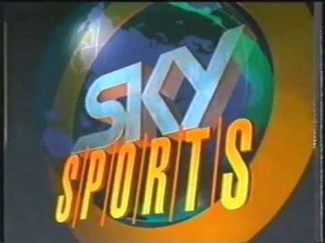 Sky Sports Ad Break (29th August 1992) - YouTube