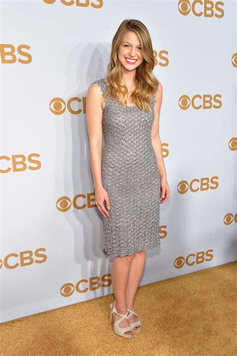 Melissa Benoist - 2015 CBS Upfront in New York City ...