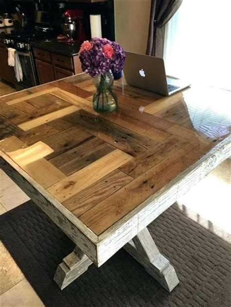 35 beautiful epoxy table top ideas you will 37