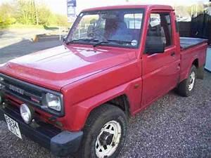 Daihatsu fourtrak pickup truck car for sale