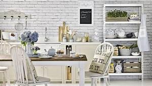 Moderne Landhausküche Weiß : moderne k che dekoration wei e landhausk che ideen top ~ Sanjose-hotels-ca.com Haus und Dekorationen