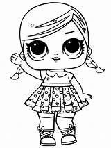 Lol Coloring Dolls Pages Printable Colouring Sheets Paper Books Mycoloring Doll Stamps Colorful Digital Colorong sketch template