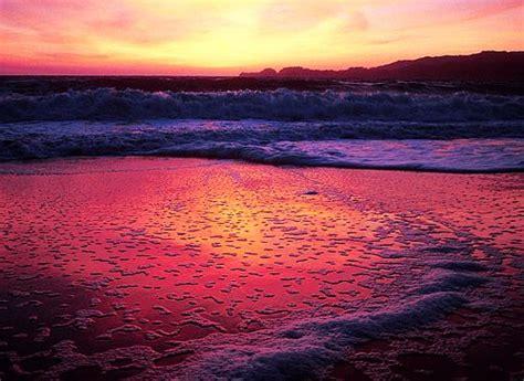 Tumblr Beach Sunset Desktop