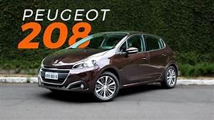 Primeiro Contato  Peugeot 208 Griffe