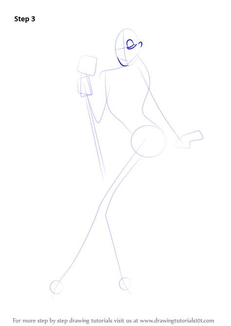 learn   draw jessica rabbit jessica rabbit step