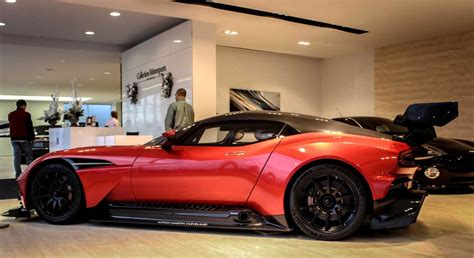 First Aston-martin Vulcan For Sale In The United States