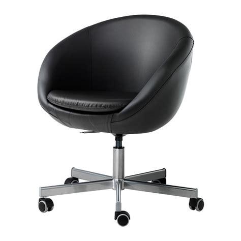 chaises pivotantes skruvsta chaise pivotante idhult noir ikea